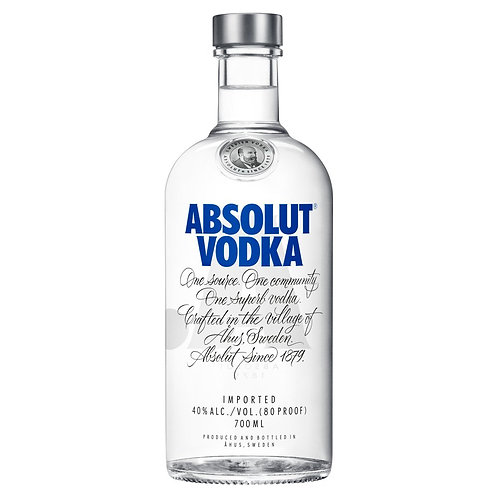 Absolut Vodka 700ml/70cl