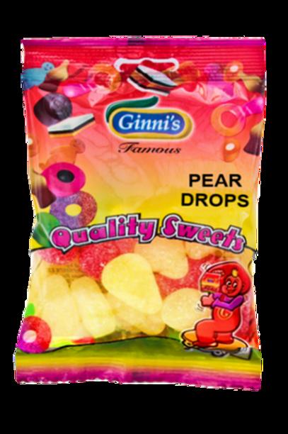Ginnis Pear Drops