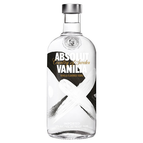 Absolut Vanilla Vodka 700ml/70cl