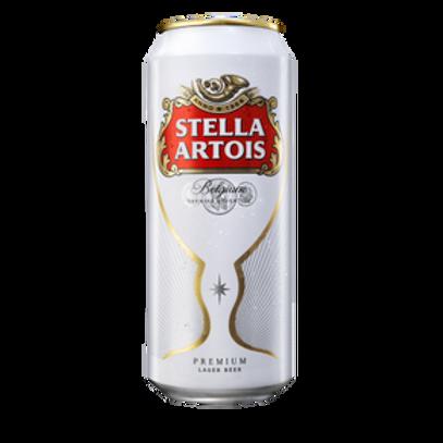 Stella Artois Belgium Beer 440ml