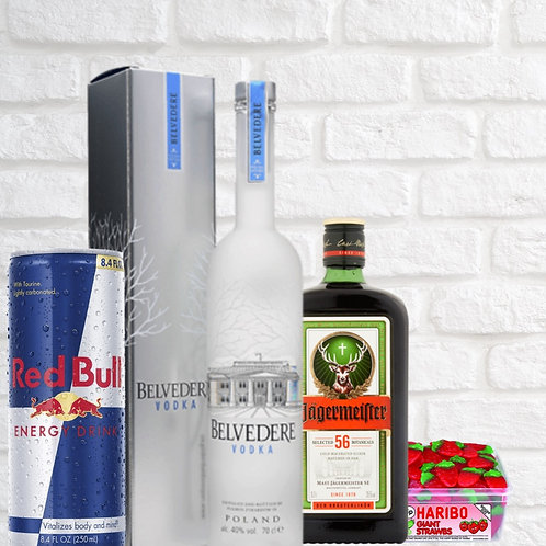 Jäger Party package