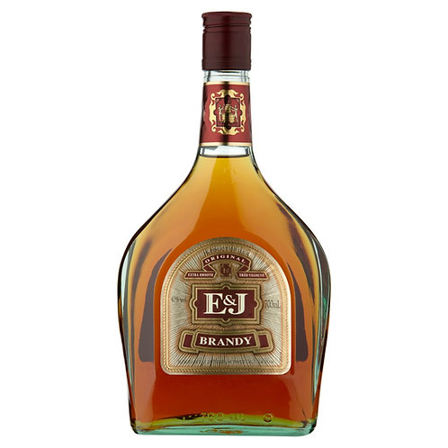E&J Brandy 700ml/70cl