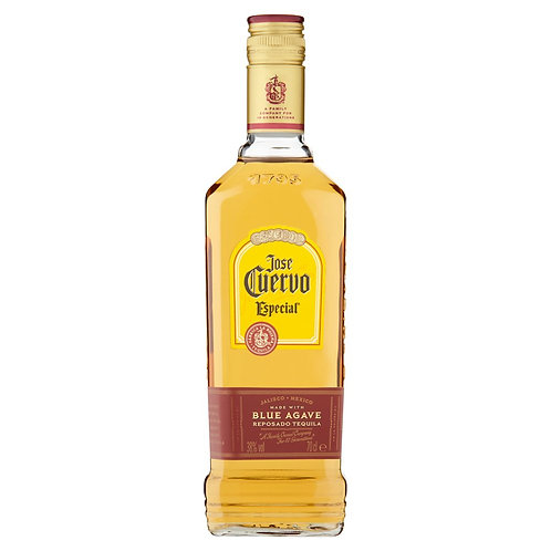 Jose Cuervo Especial Reposado Tequila  700ml 70cl