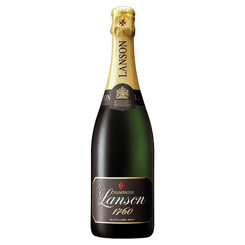 Lanson Black Label Brut Champagne 750ml\75cl