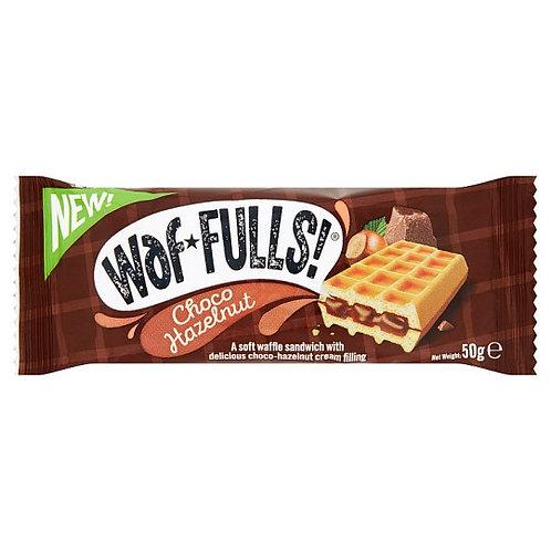 Waf Fulls Choco Hazle Nut 50g