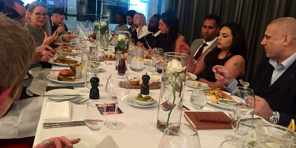 POWER & INFLUENCE PROFESSIONAL NETWORKING LUNCH...