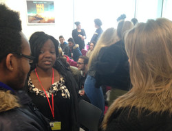 Networking sessions w/ Students