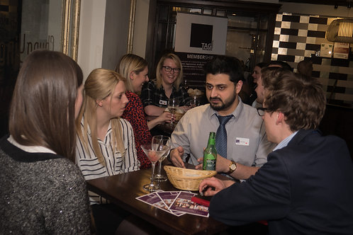 TAG Network Midlands Speed Networking Event