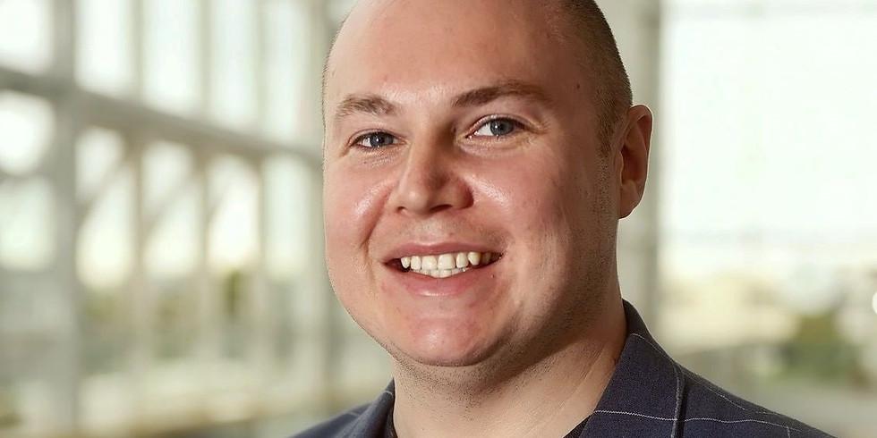 Entrepreneurial Frontiers NETWORKING LUNCH with Matt Jones, Founder of Oxbridge sponsored by BSEEN