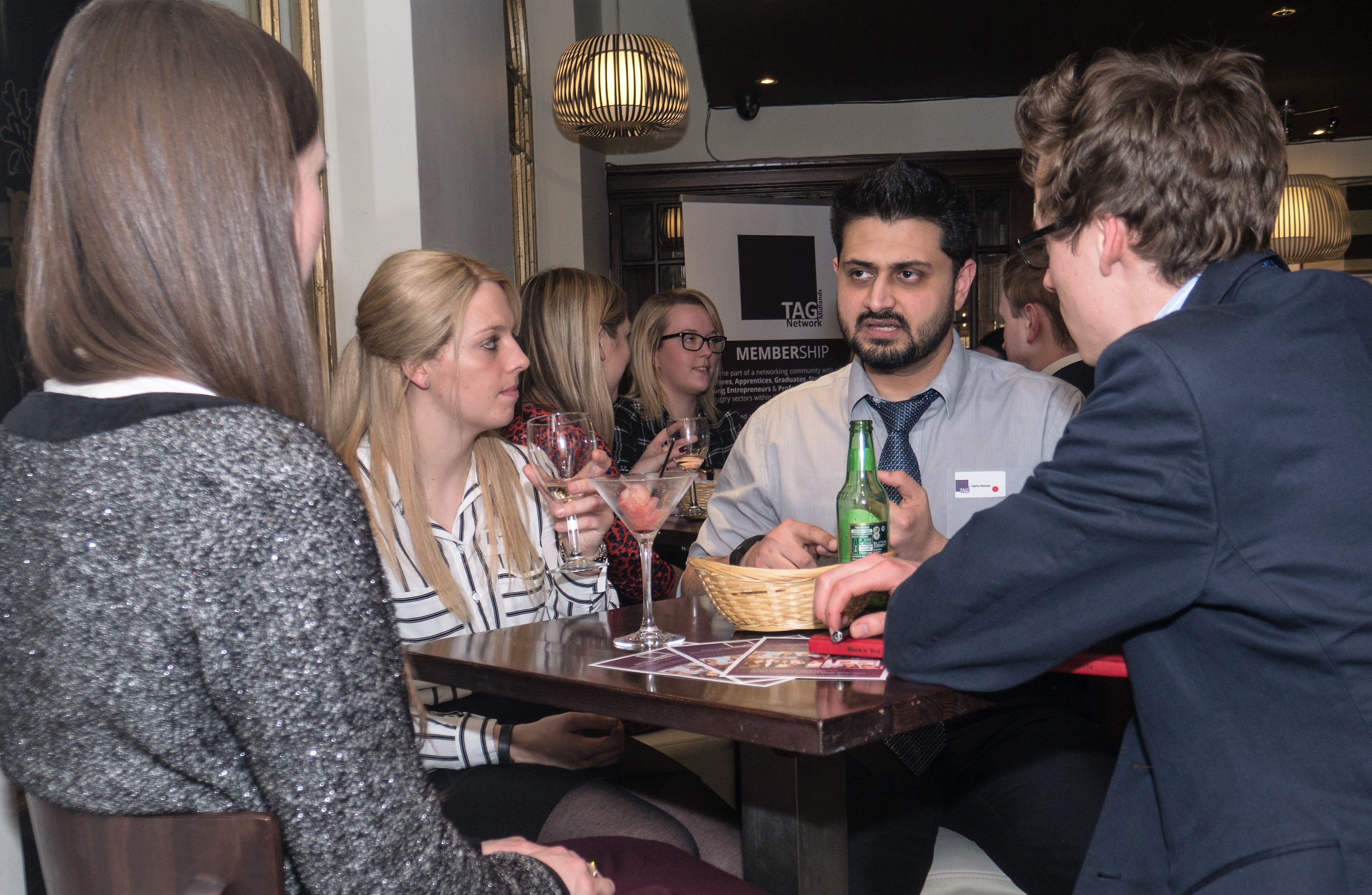 Speed Networking in the Midlands