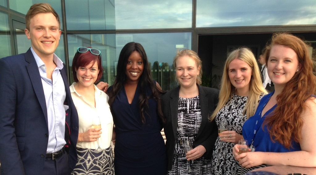 network with trainees & apprentices