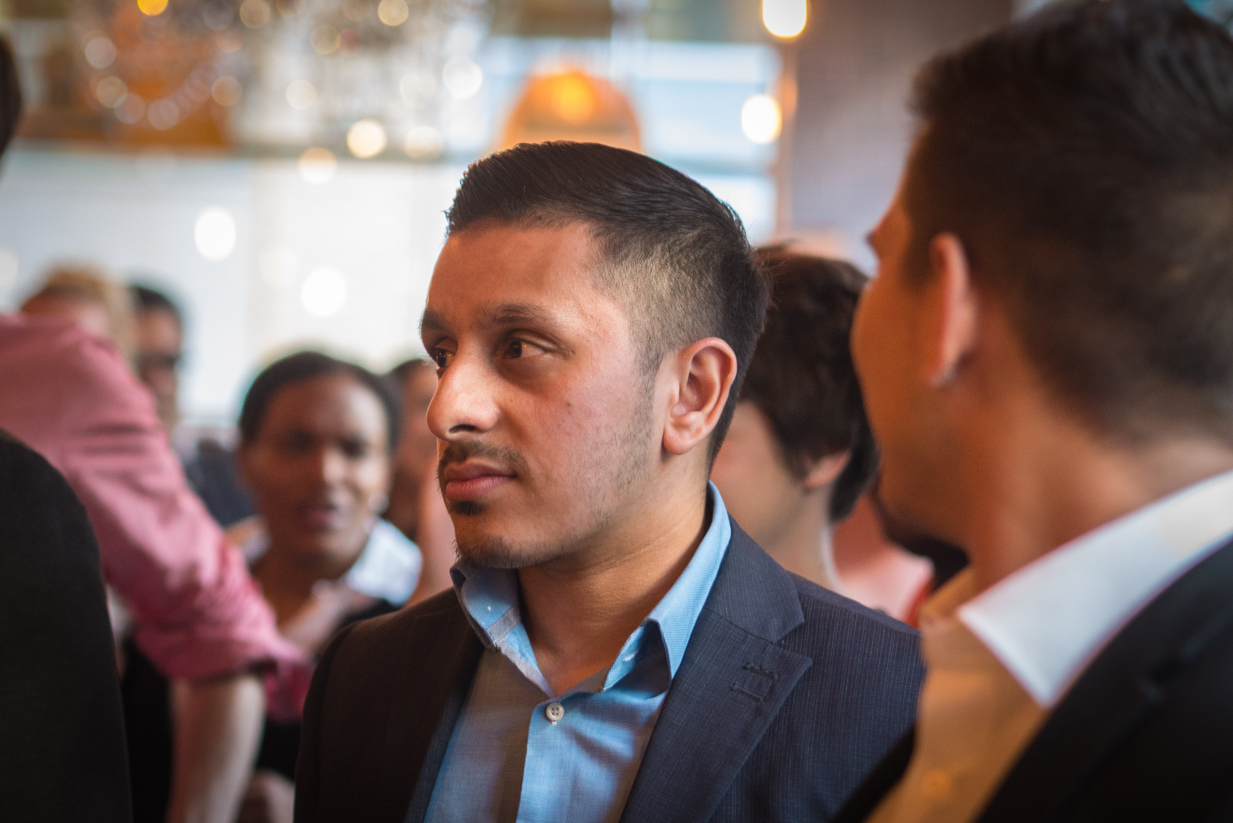 Young Professionals networking event