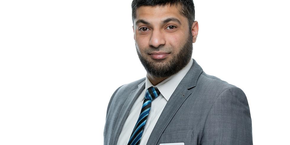 ONLINE HR UPDATE SESSION with Omar Rashid, HR Dept