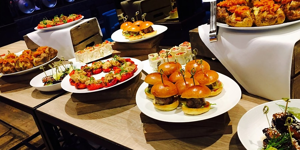 Power Hour Networking Lunch in association with Malmaison