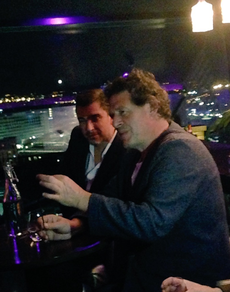 TAG Talks with Mr Marco Pierre White