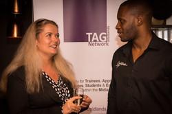 TAG Network/BLS Event - Heylus