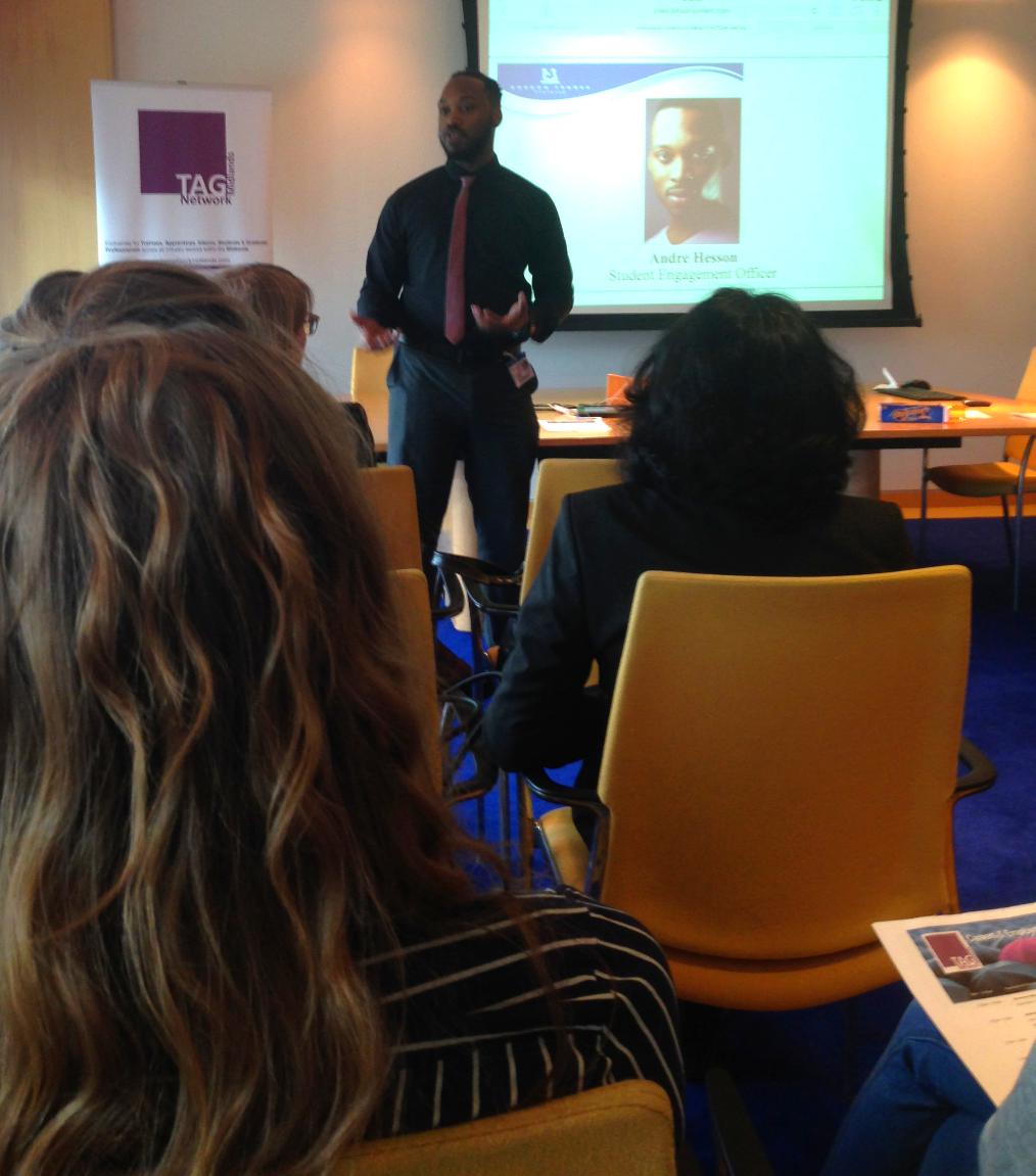 Career workshops for students