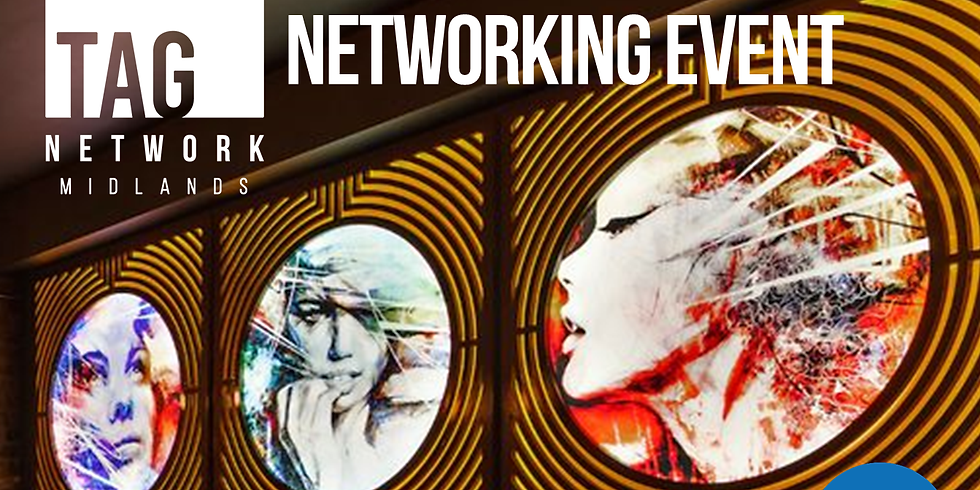 TAG Network Midlands Professional Networking Event