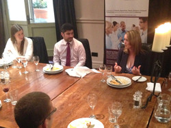 TAG Lunch with Danielle Brown MBE