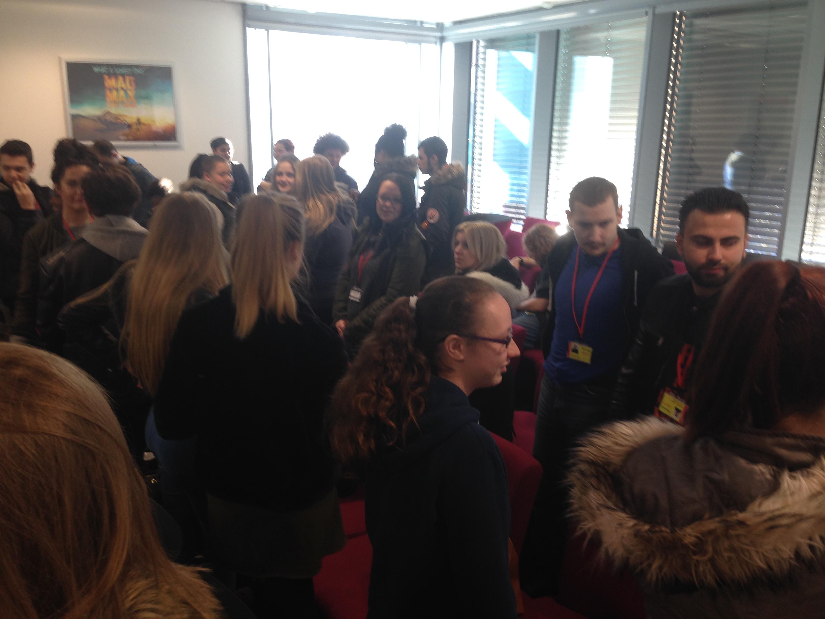 TAG Talks Session w/ Students