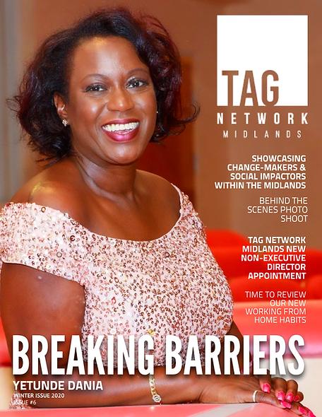 TAG Network Midlands Insider - Change-Ma