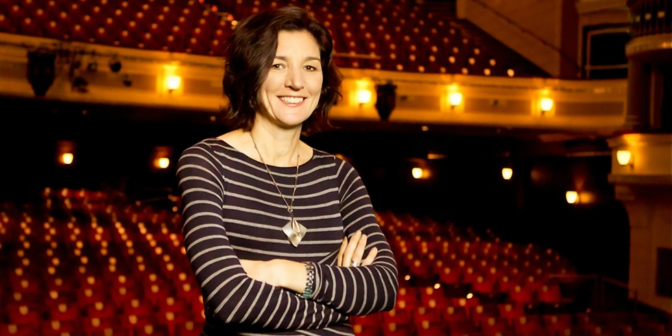 IMPACT SESSION: SUPPORTING OUR RETAIL & HOSPITALITY INDUSTRY with Birmingham Hippodrome's CEO, FIONA ALLAN