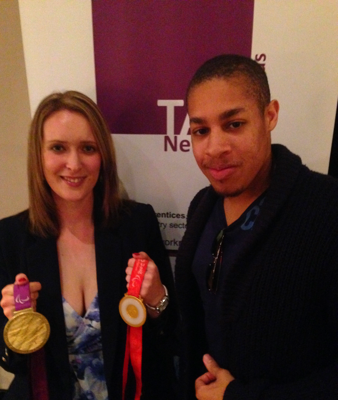 TAG Lunch w/ Danielle Brown MBE