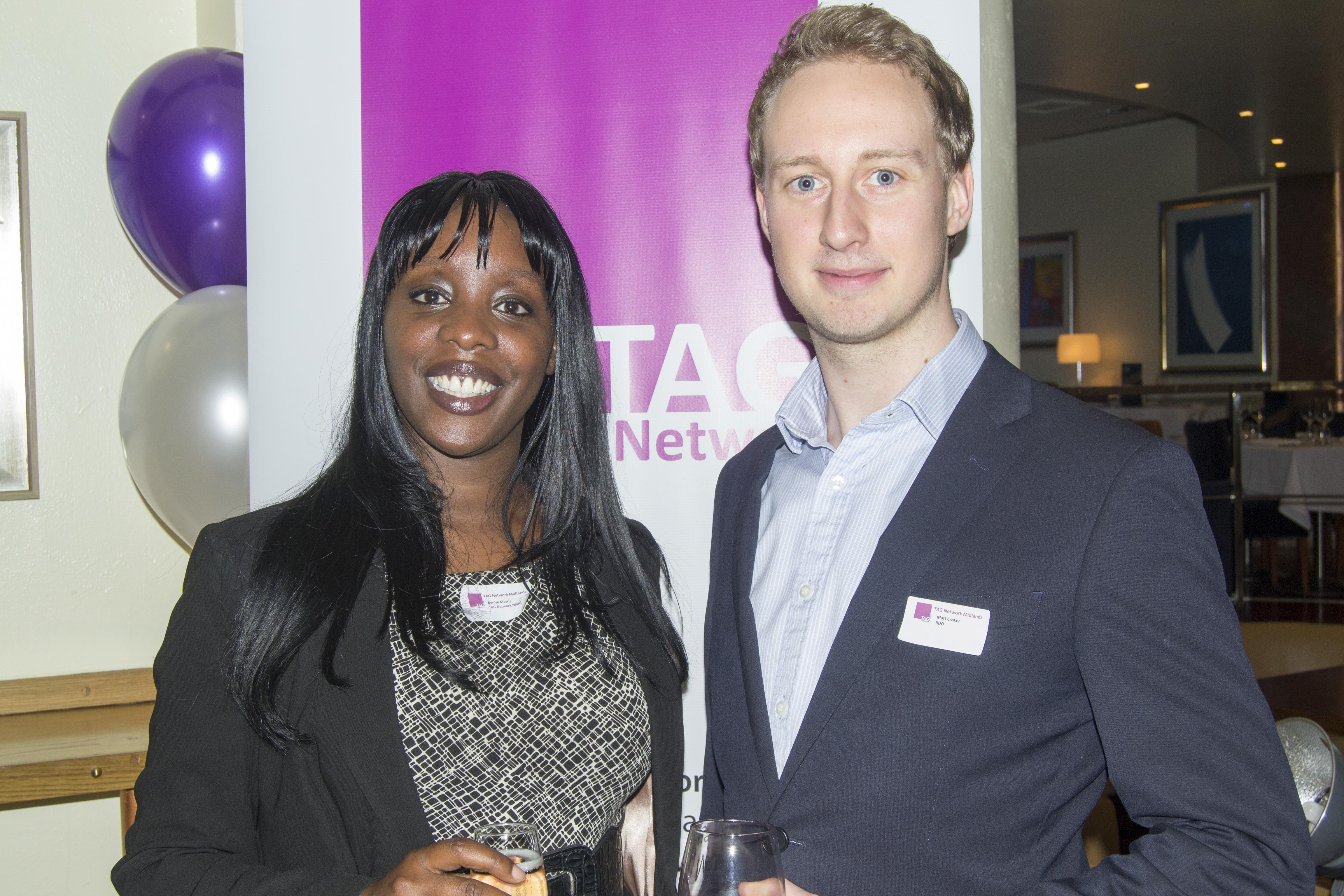 TAG Network Midlands' 1st Birthday