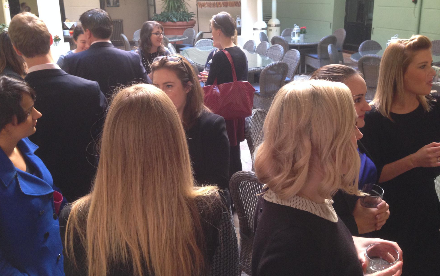 Power & Inflence networking lunches