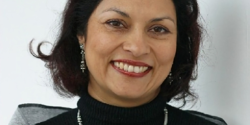 ONLINE LEADERSHIP COLLECTIVE SESSION with Anita Bhalla OBE