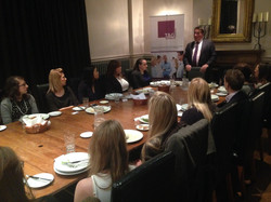 Power & Influence Networking Lunch