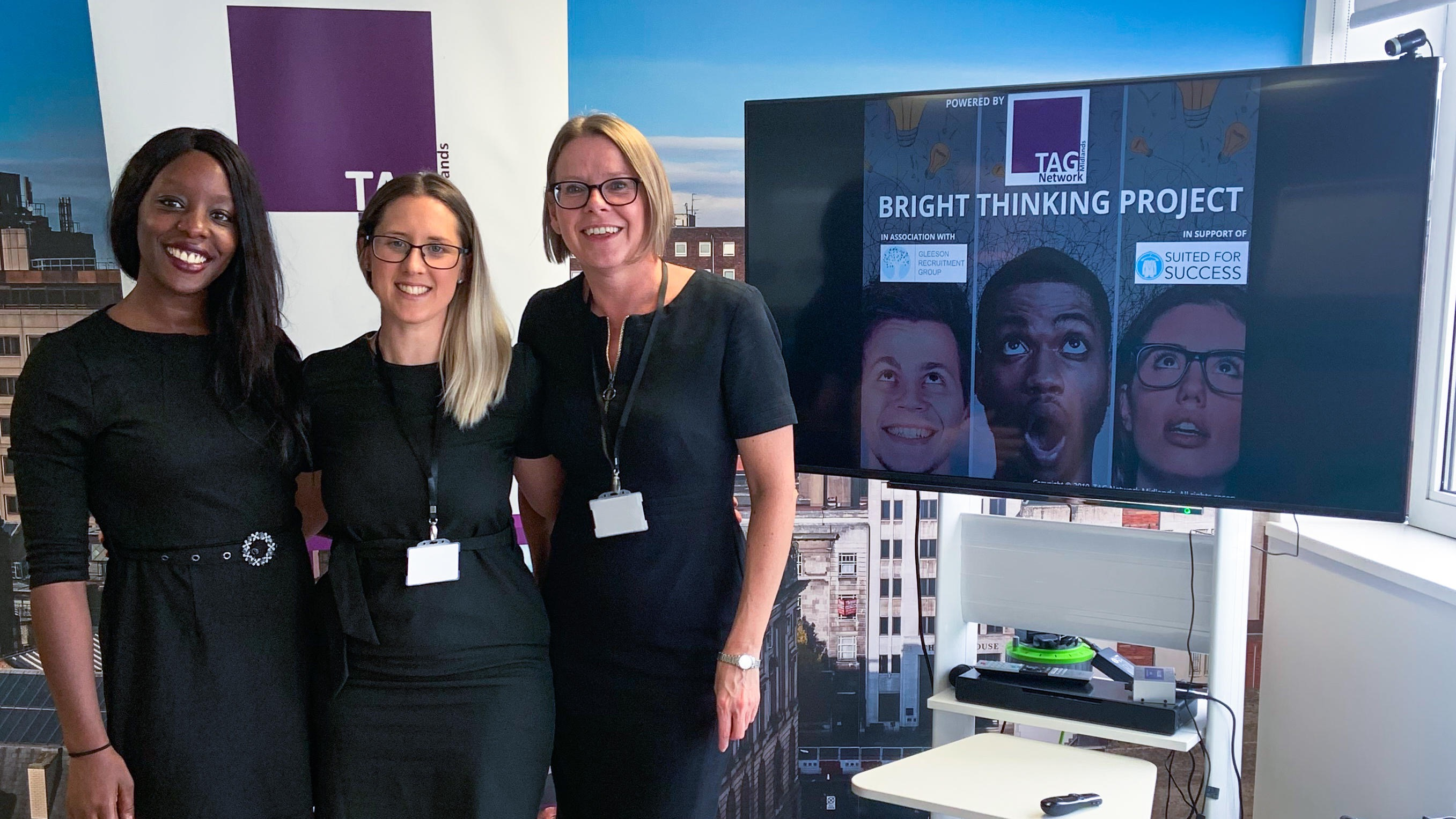 Bright Thinking Project 2019