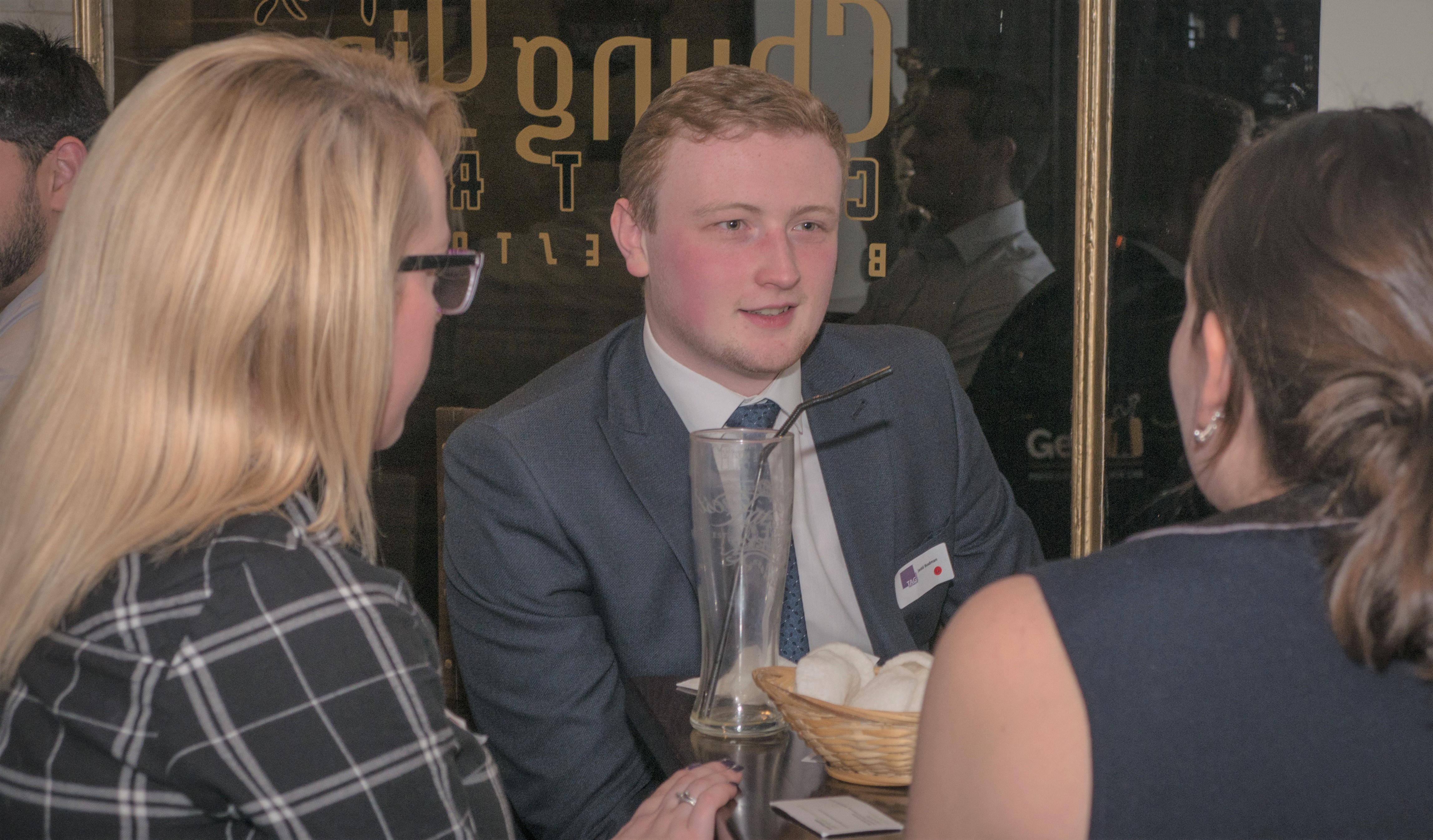 Speed Networking for Apprentices
