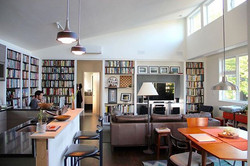 Living Dining Kitchen Study