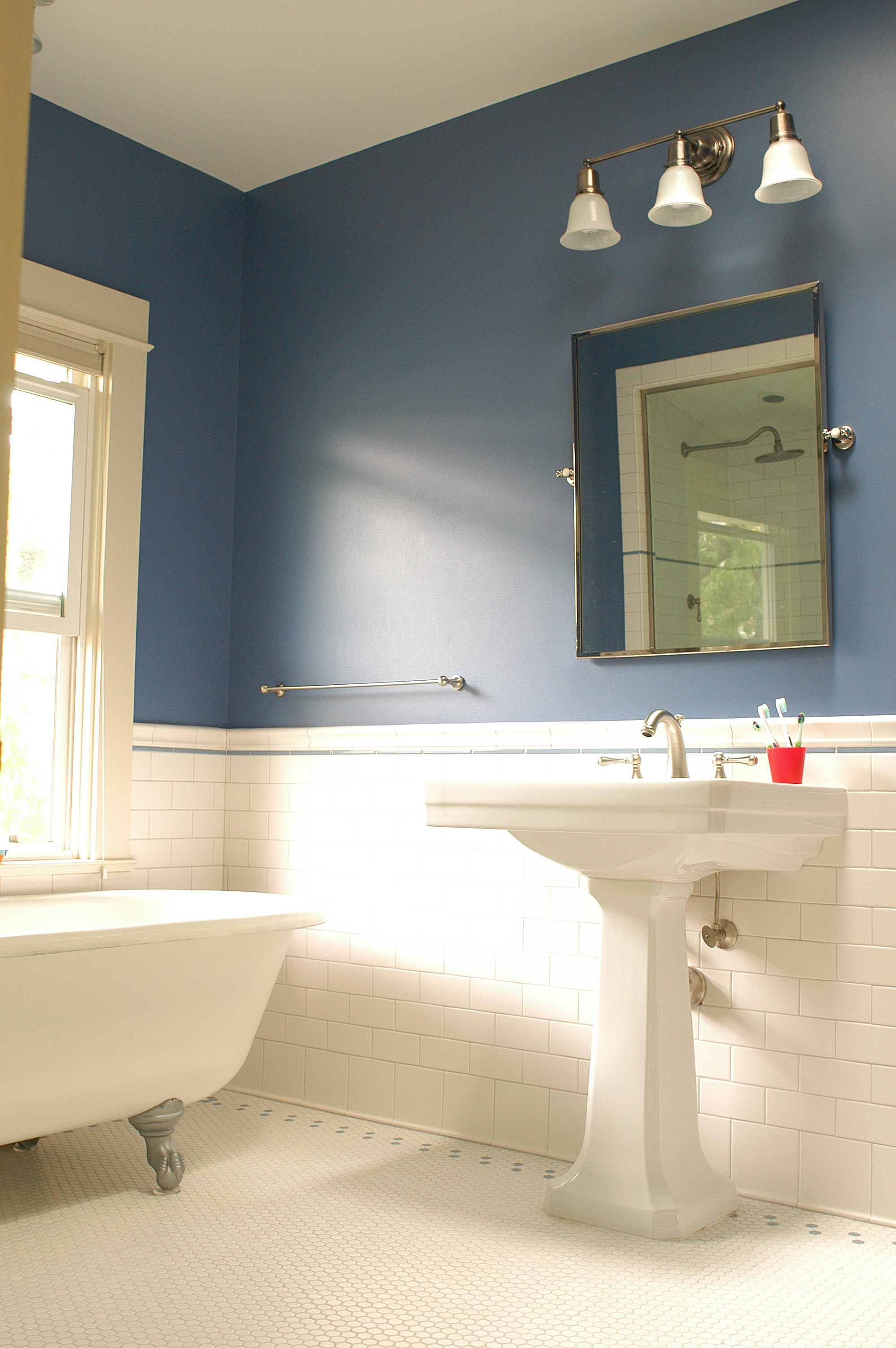 Bathroom Remodel in Capital Hill Victorian