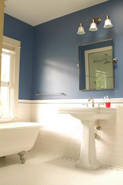 Bathroom Remodel in Capital Hill Victorian