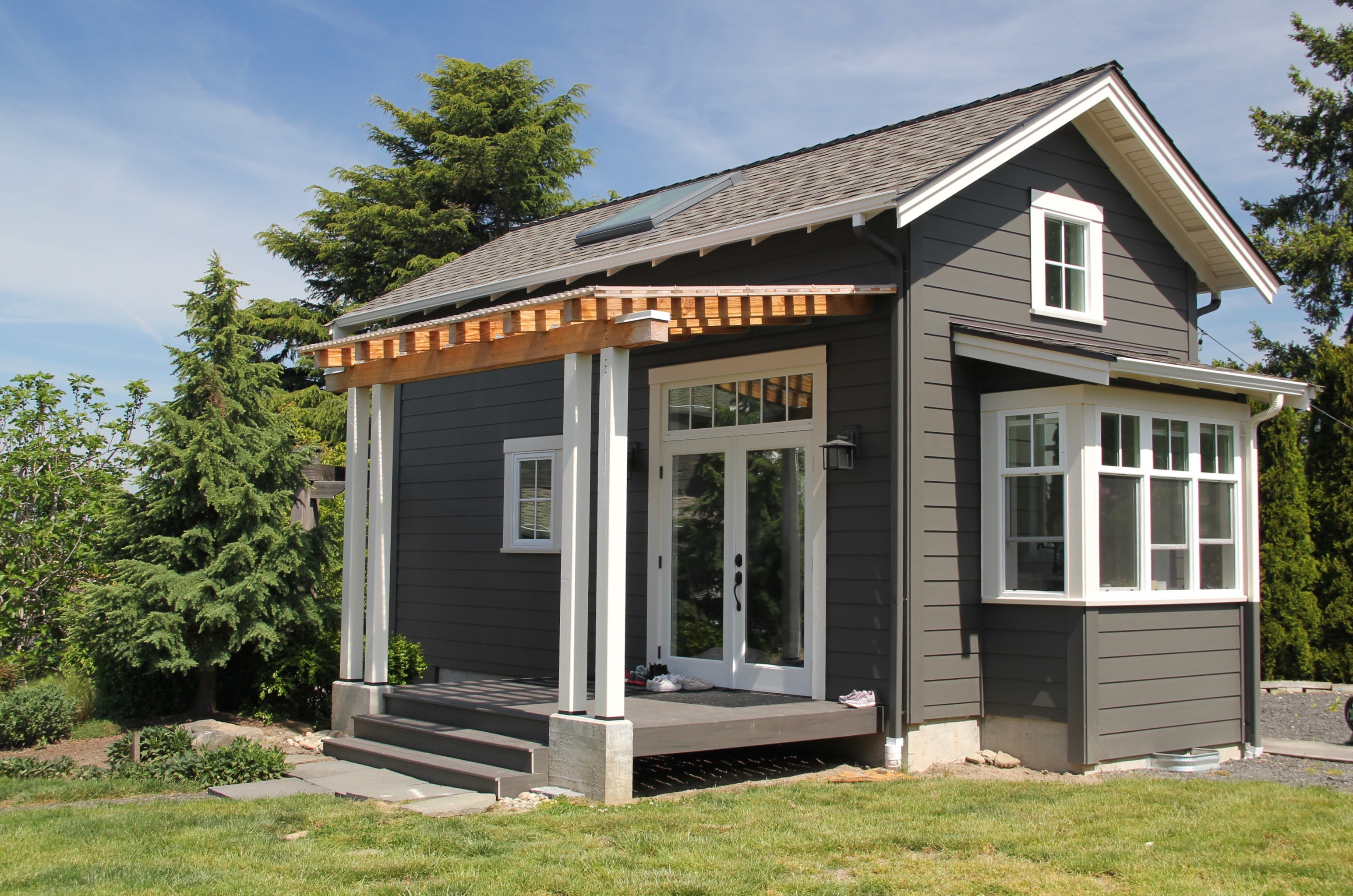 Lakeview Tiny House DADU-01