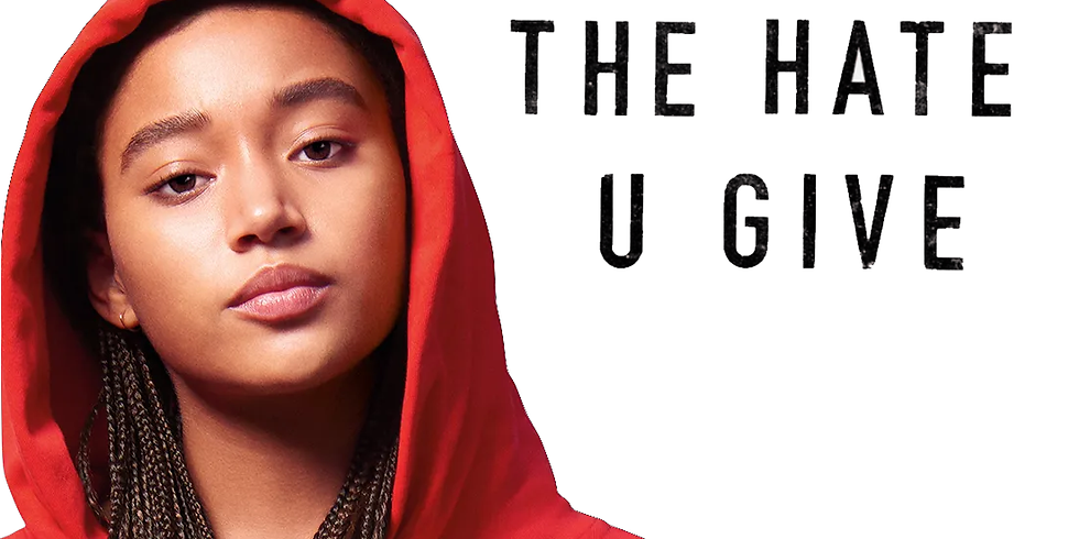 The Hate U Give Film Discussion ON FORUM
