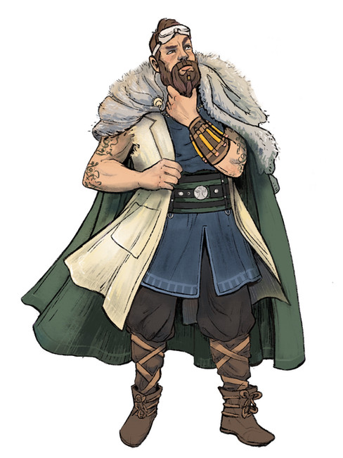 Viking Scientist
