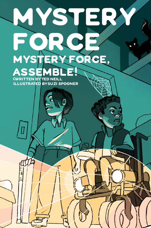 Mystery Force Cover