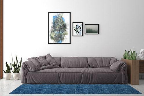Kara Orman (Mavi Fon) - Dijital