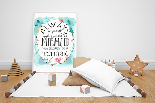Denizkızı Poster