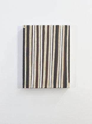 Brown Black Stripes, 2020