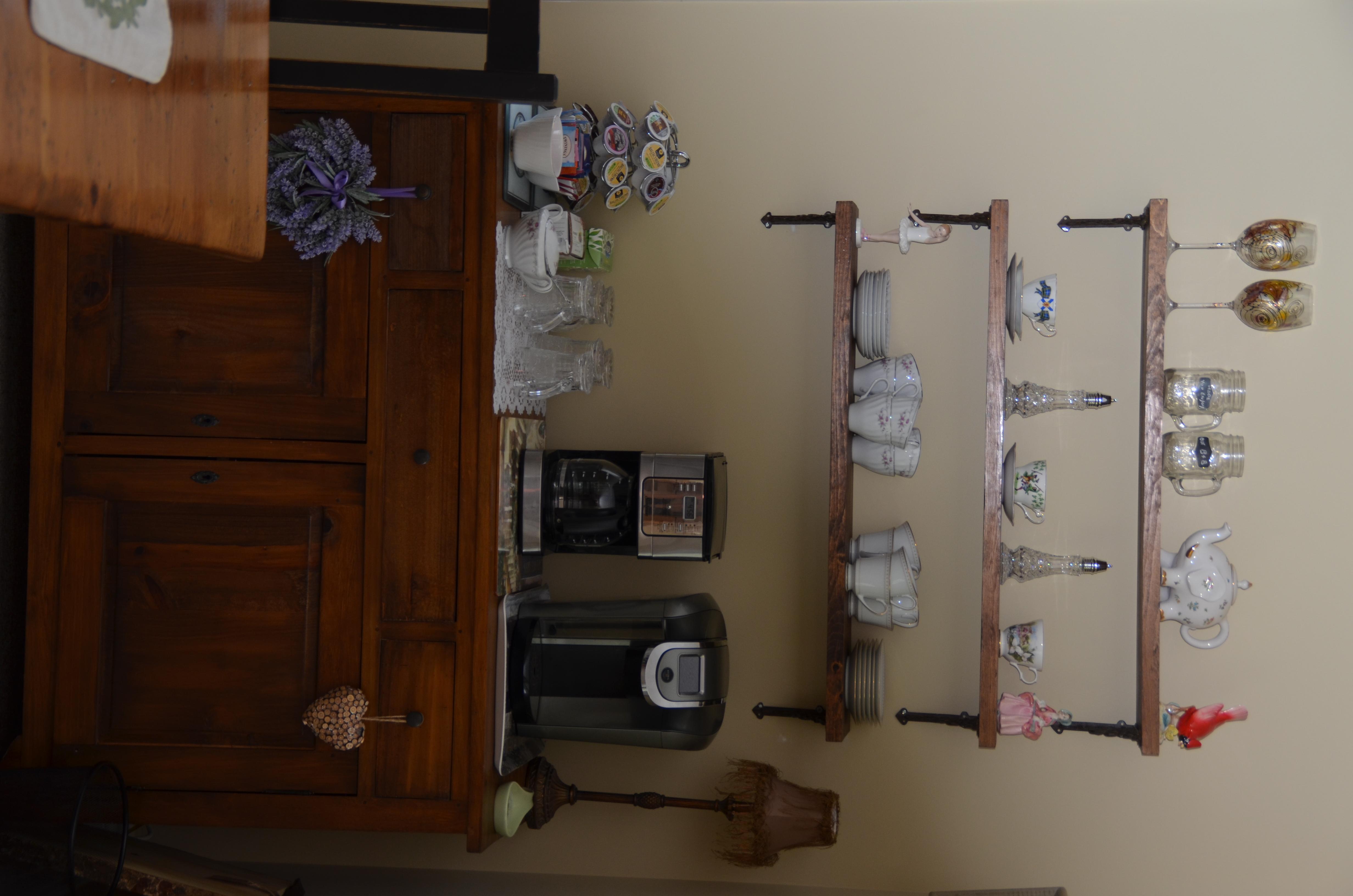 Coffee/Tea area