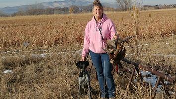 German Shorthair Hunting Dog