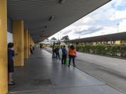 Colombo: linha de ônibus recebe reforço em seu atendimento