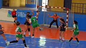 Quatro Barras: equipe feminina de handebol chega à semifinal dos Jogos da Juventude