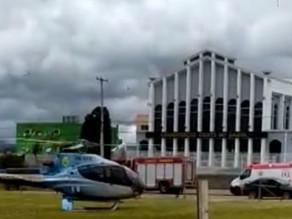 Atendimento aeromédico é acionado, mas idosa acaba morrendo em Campina