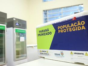 Imunização contra a Covid-19 começa hoje em Campina e Quatro Barras
