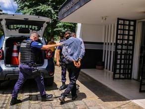 Em ato de bravura, agente da GMQB de folga recupera quantia de roubo e prende assaltante na Borda